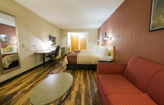 Suite RED ROOF INN & SUITES BELLMAWR