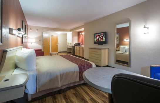 Chambre RED ROOF INN & SUITES BELLMAWR