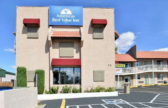 Außenansicht Americas Best Value Inn Page