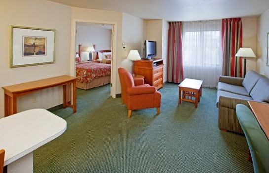 Hotelhalle OH Staybridge Suites CINCINNATI NORTH