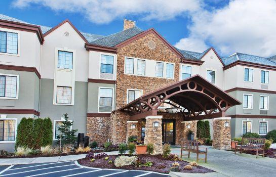 Buitenaanzicht Staybridge Suites PORTLAND - AIRPORT
