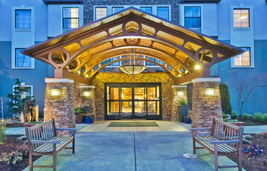 Vista esterna Homewood Suites by Hilton Portland Airport