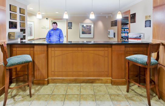 Hotelhal Staybridge Suites PORTLAND - AIRPORT