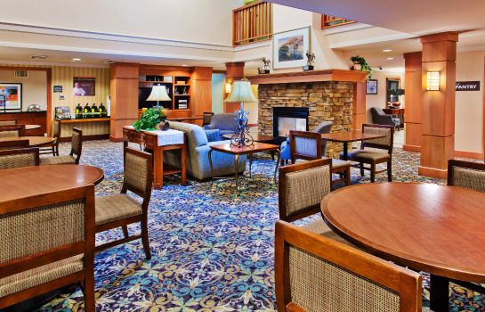 Hol hotelowy Staybridge Suites PORTLAND - AIRPORT
