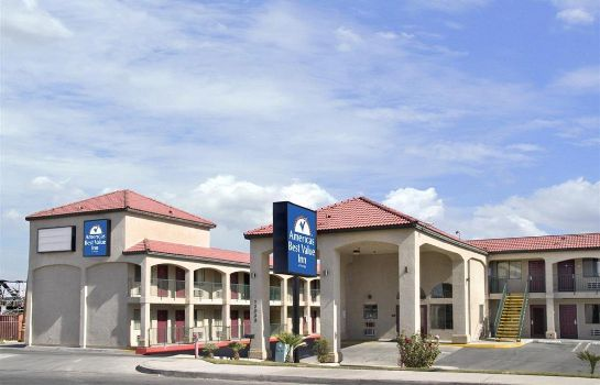 Buitenaanzicht Americas Best Value Inn Hesperia