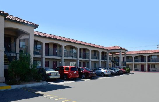 Exterior view Americas Best Value Inn Hesperia