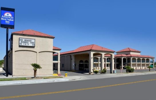 Außenansicht Americas Best Value Inn Hesperia