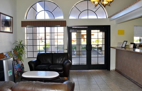 Lobby Americas Best Value Inn Hesperia