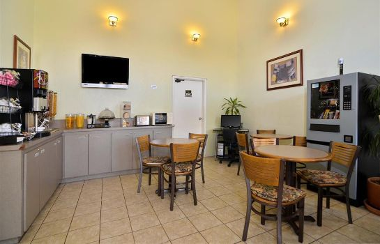 Restaurant Americas Best Value Inn Hesperia
