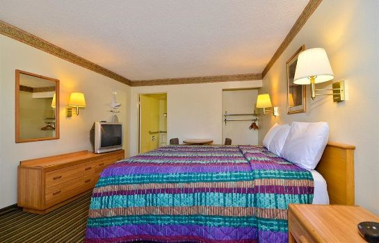 chambre standard Americas Best Value Inn Hesperia