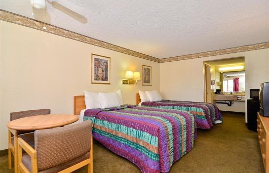 Chambre Americas Best Value Inn Hesperia