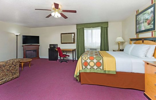 Chambre Super 8 by Wyndham Anderson/Clemson Area