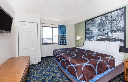 Suite Super 8 by Wyndham Aberdeen MD