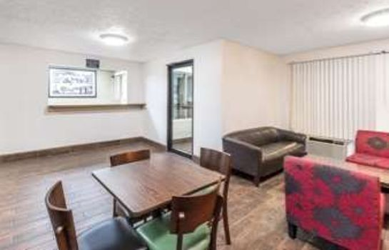 Hotelhalle Super 8 North Sioux City