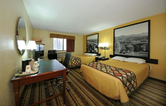 Chambre Super 8 by Wyndham Latham/Albany Troy Area