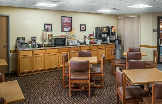 Restaurante Econo Lodge River Falls