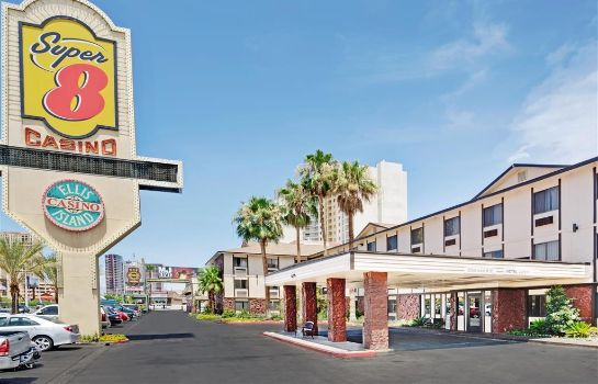 info SUPER 8 LAS VEGAS STRIP AREA A