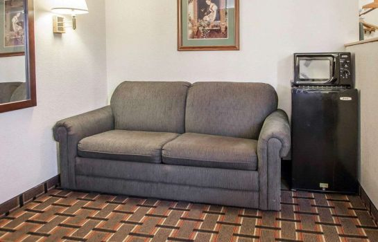 Tweepersoonskamer (comfort) Econo Lodge  Inn & Suites