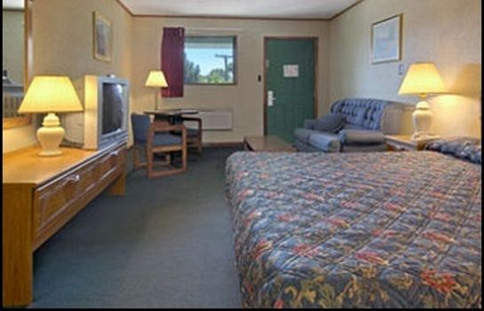 Chambre SUPER 8 MOTEL - HURRICANE