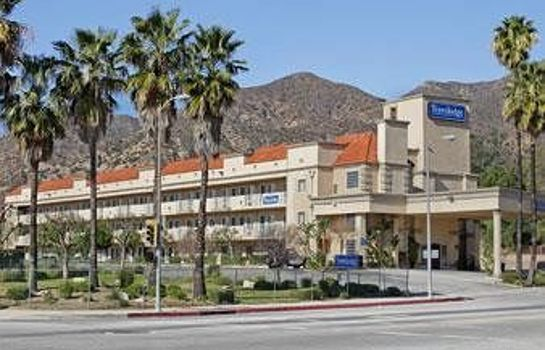 Buitenaanzicht Travelodge Sylmar CA