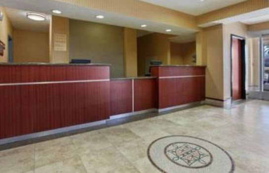 Hol hotelowy Travelodge Sylmar CA