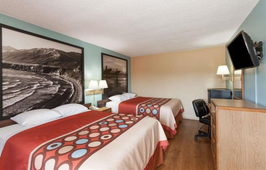 Chambre Super 8 by Wyndham Santa Barbara/Goleta
