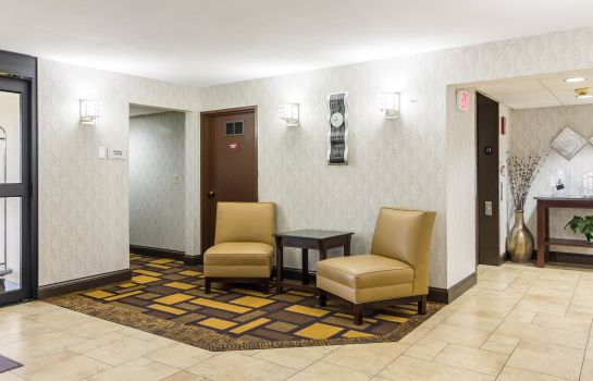 Hotelhalle Quality Inn & Suites Arden Hills - Saint Paul North