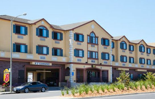 Vista exterior SUPER 8 BY WYNDHAM SAN BRUNO