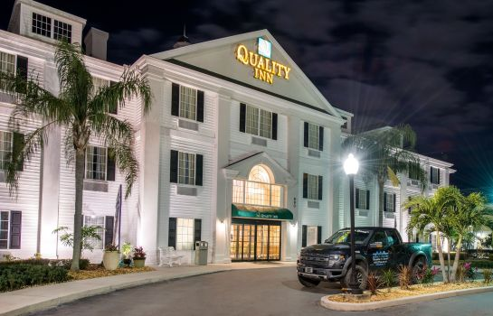 Buitenaanzicht Quality Inn Palm Bay