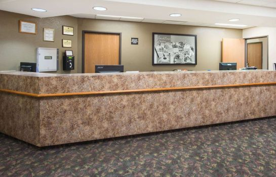 Hol hotelowy SUPER 8 BY WYNDHAM IOLA KS