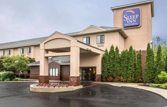 Vista exterior Sleep Inn and Suites Queensbury - Glens