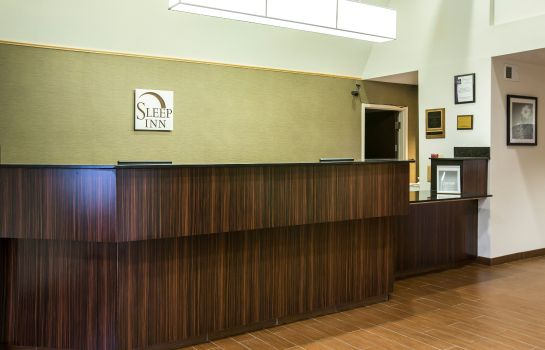 Lobby Sleep Inn Douglasville