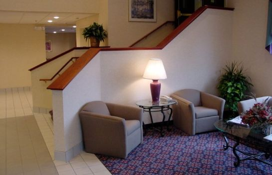 Hol hotelowy MD - NAVAIR Red Roof Inn and Suites California