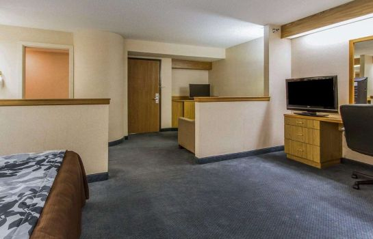 Double room (superior) Rodeway Inn
