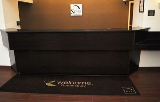 Hotelhal Sleep Inn & Suites
