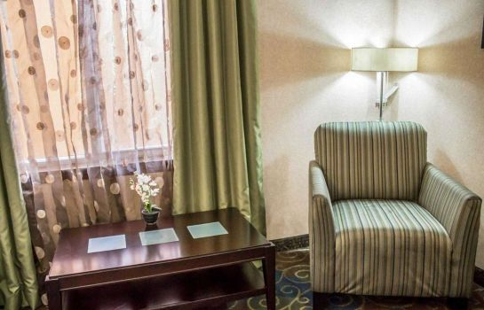 Hotelhalle Quality Inn Brunswick Cleveland South