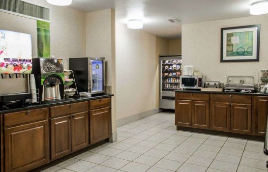 Restaurante Quality Inn Brunswick Cleveland South