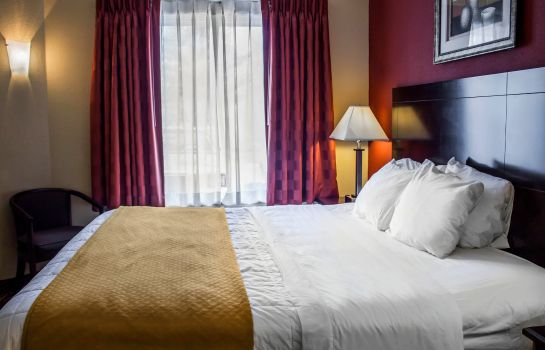 Chambre Quality Inn Brunswick Cleveland South