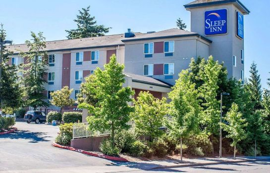 Vista exterior Sleep Inn Sea Tac Airport