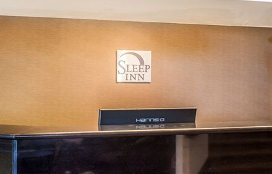 Lobby Sleep Inn Sea Tac Airport