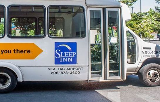 Information Sleep Inn Sea Tac Airport