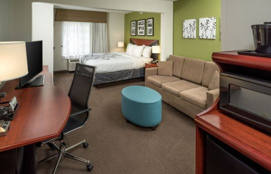 Suite Sleep Inn and Suites Cross Lanes - South