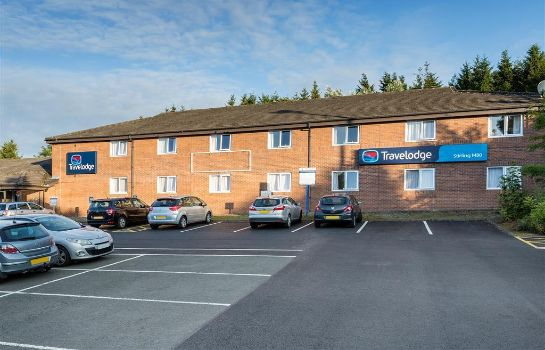 Vista esterna TRAVELODGE STIRLING M80