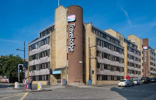 Buitenaanzicht TRAVELODGE EDINBURGH CENTRAL