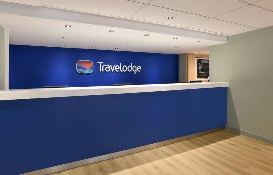 Hotelhal TRAVELODGE EDINBURGH CENTRAL