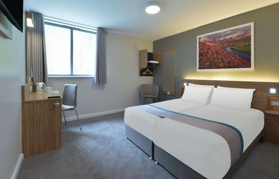 Camera TRAVELODGE EDINBURGH CENTRAL