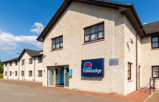 Exterior view TRAVELODGE INVERNESS FAIRWAYS