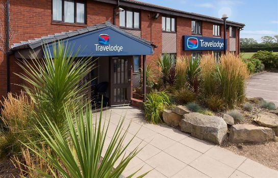 Exterior view TRAVELODGE CAMBRIDGE SWAVESEY