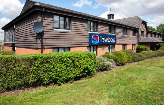 Vista exterior TRAVELODGE IPSWICH BEACON HILL