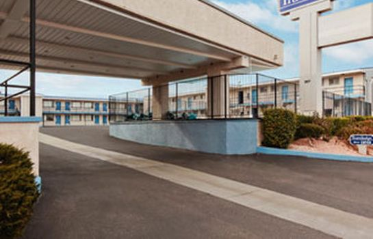 Vista esterna TRAVELODGE PAGE